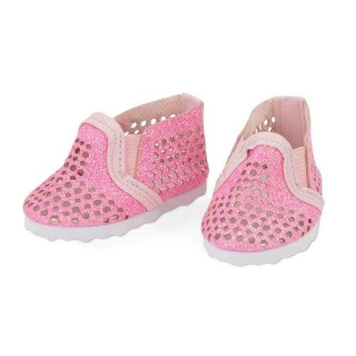 Our Generation Shoes Pink of it!