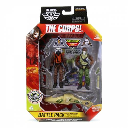 The Corps! Battle Pack - Condor & Titan