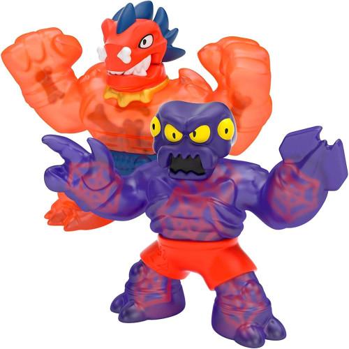 Heroes of Goo Jit Zu - Dino Power Versus Pack - Blazagon Vs Redback