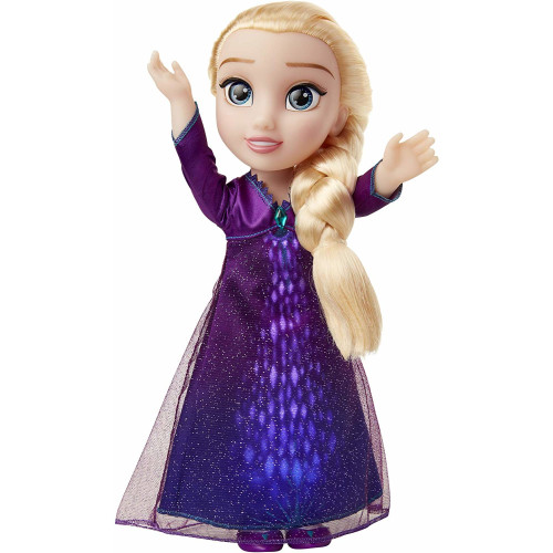 "Disney Princess - Frozen 2 Elsa ""Into The Unknown"" Singing Doll"