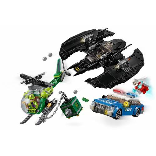 Lego 76120 Super Heroes Batman Batwing and The Riddler Heist