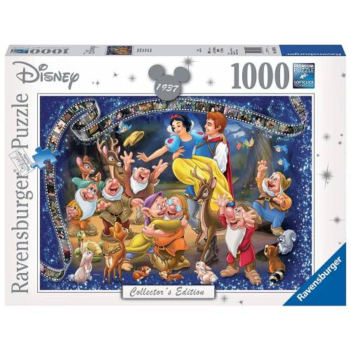 Ravensburger 1000pc Disney Collector's Edition Snow White Jigsaw Puzzle