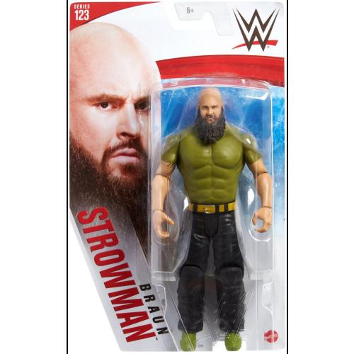 WWE Action Figure - Series #123 - Braun Strowman