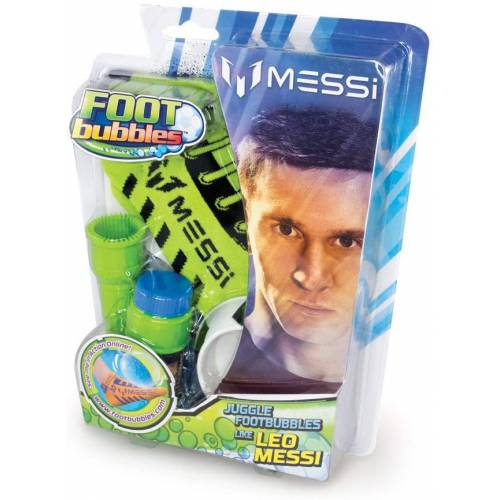 Messi Foot Bubbles - Green