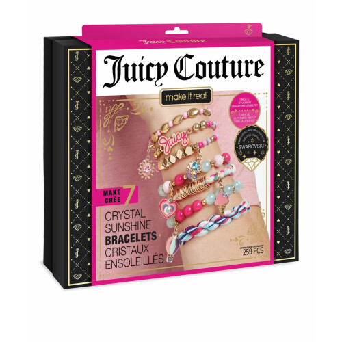 Make It Real - Juicy Couture - Crystal Sunshine Bracelets