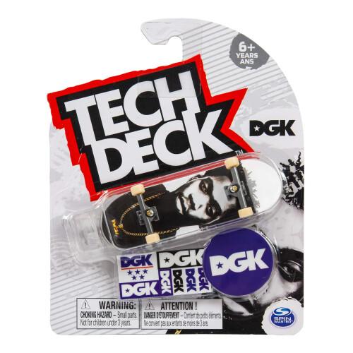 Tech Deck 2021 Fingerboard Pack - DGK