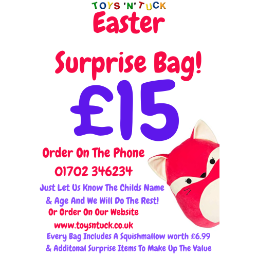 Easter Surprise Bag