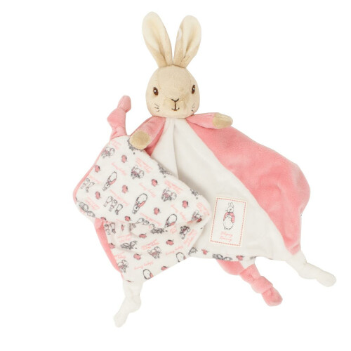 Peter Rabbit - Comfort Blanket Flopsy