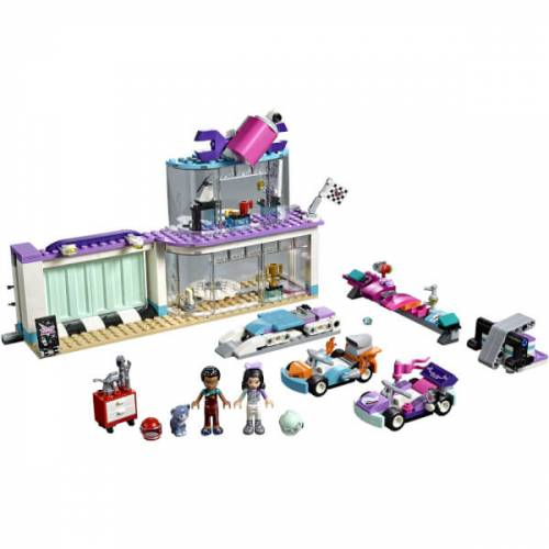 Lego 41351 Friends Creative Tuning Shop