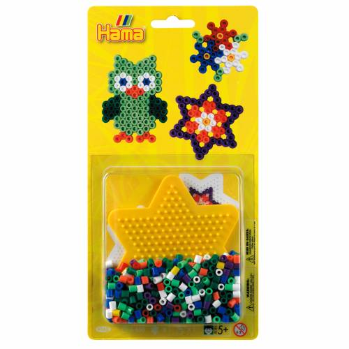 Hama Beads 4163 Star