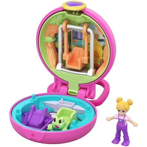 Polly Pocket Tiny Pocket Places Playground