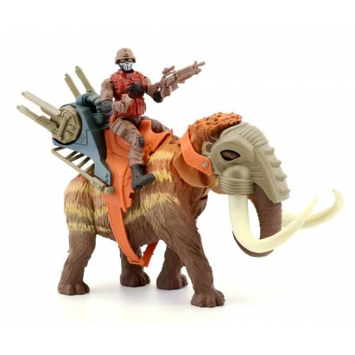 Jurassic Clash! Dino Commander Mammoth
