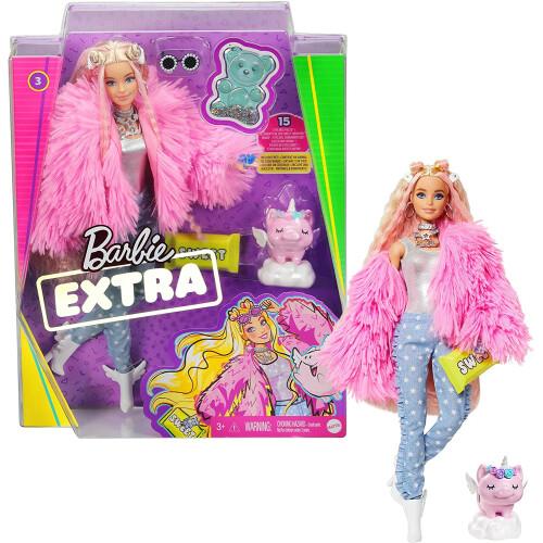 Barbie Extra Doll & Pet 3