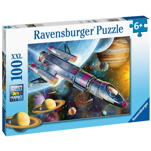 Ravensburger 100 XXL Piece Puzzle Mission In Space