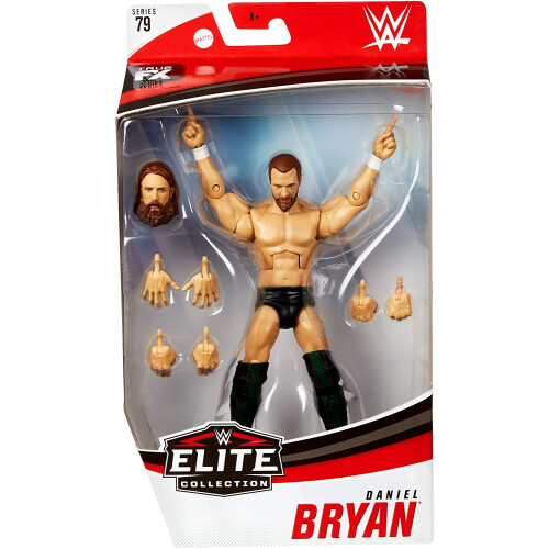 WWE Elite Collection - Series #79 - Daniel Bryan
