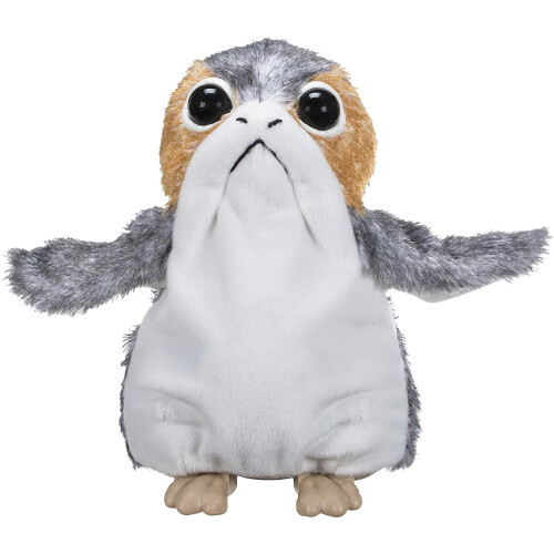 Star Wars Electronic Plush Porg