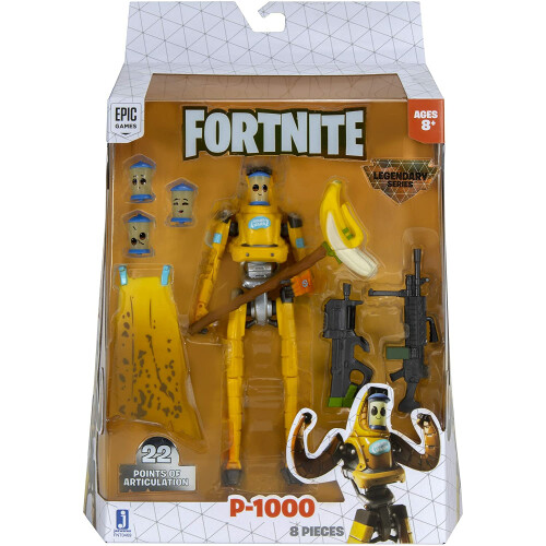 Fortnite Legendary Series 6 inch Figures - P-1000