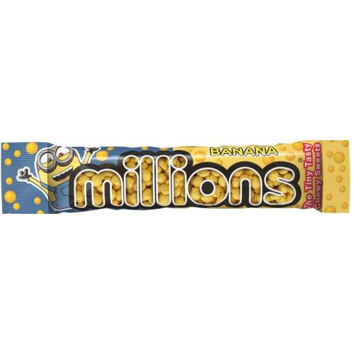 Millions Minions Banana Tube