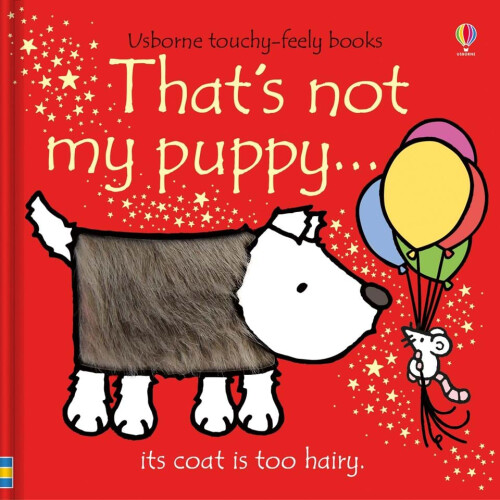Usborne Books - That's Not My Puppy...