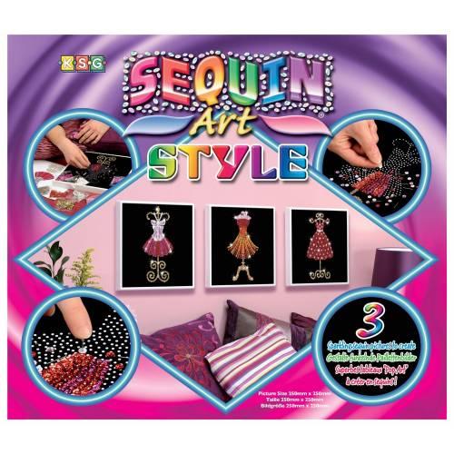 Sequin Art Ltd. Sequin Art Style Mannequins 1203