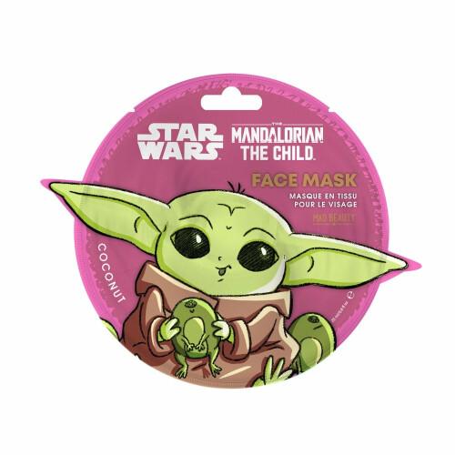 Star Wars Mandalorian The Child Face Mask