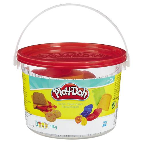 Play-Doh Mini Bucket - Picnic