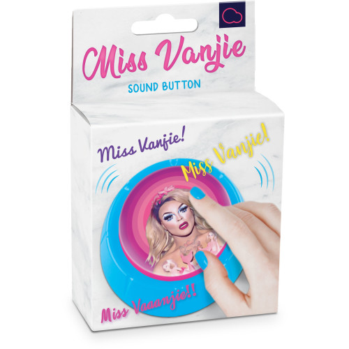 Sound Button - Miss Vanjie