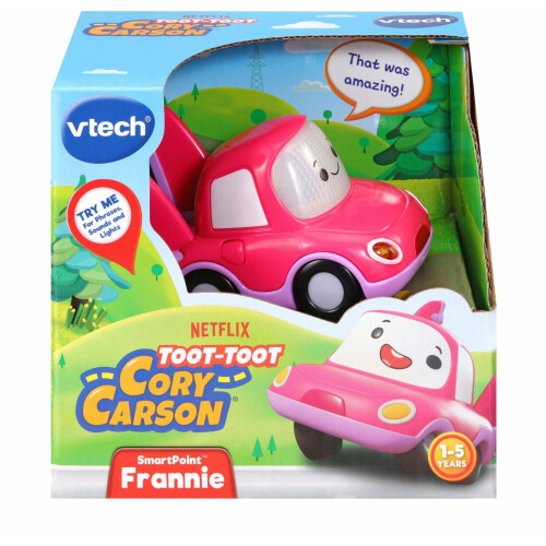 Vtech Toot-Toot Cory Carson - Smartpoint Frannie