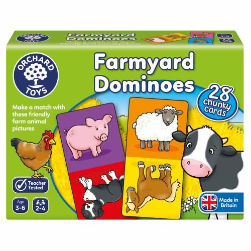 Orchard Farmyard Dominoes