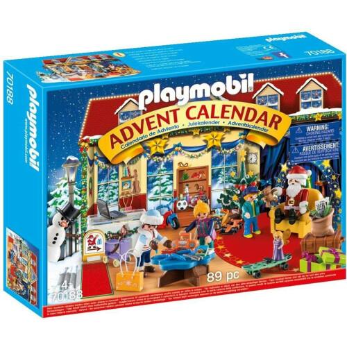 Playmobil Advent Calendar 70188 Christmas Toy Store