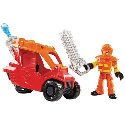 Imaginext City Mobile Firefighter
