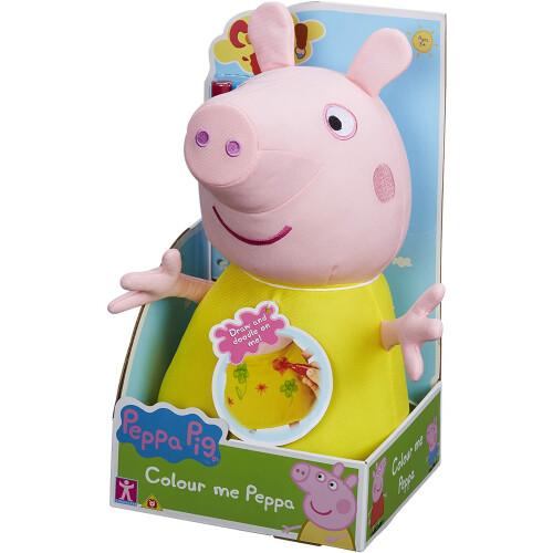 Peppa Pig Colour Me Peppa