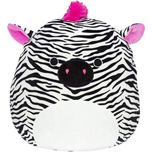 Squishmallows 16 Inch Plush - Tracey the Zebra