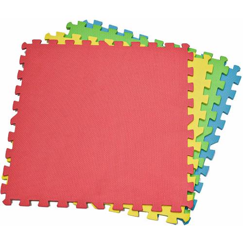 4 Piece Foam Playmats