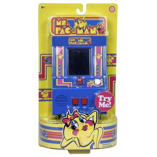 Ms. Pac-Man Mini Electronic Arcade Game