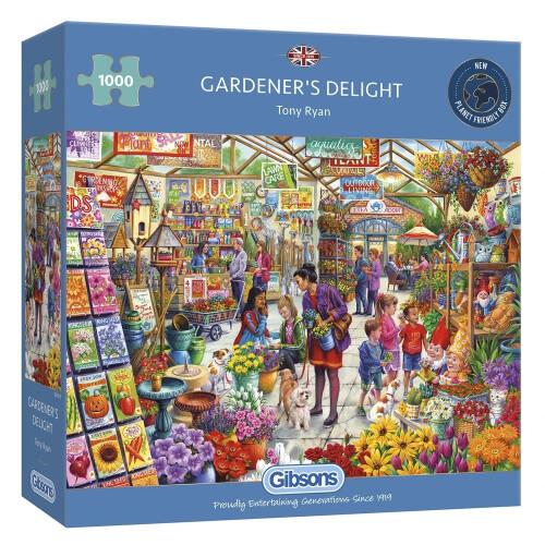 Gibsons Gardener's Delight 1000pc Puzzle
