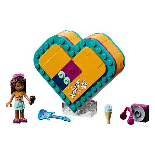 Lego 41354 Friends Andrea's Heart Box Set
