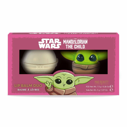 Star Wars Mandalorian The Child Lip Balm Duo