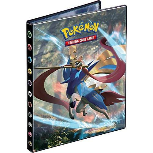 Pokemon TCG 4-Pocket Portfolio - Sword & Shield