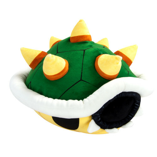 Nintendo 40cm Plush - Super Mario Bowser's Shell