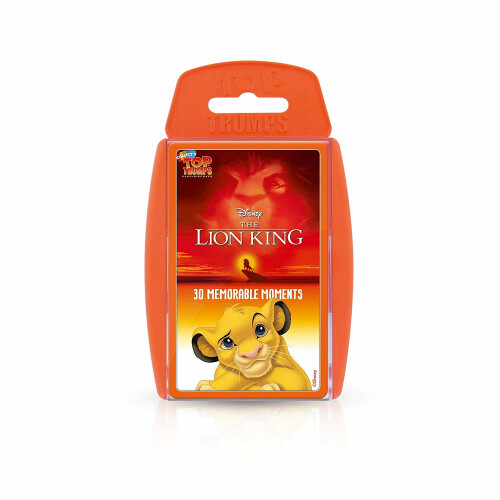 Top Trumps The Lion King