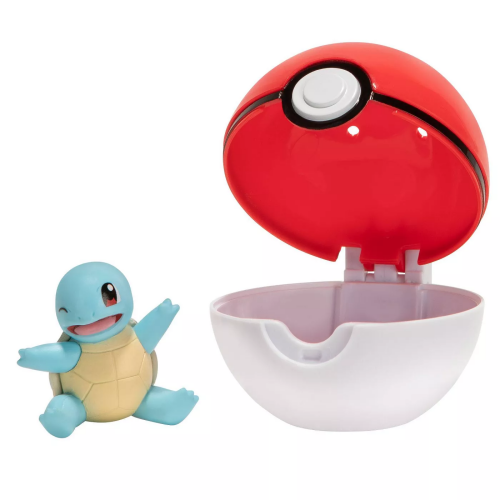 Pokemon Clip 'N' Go - Squirtle (Winking)