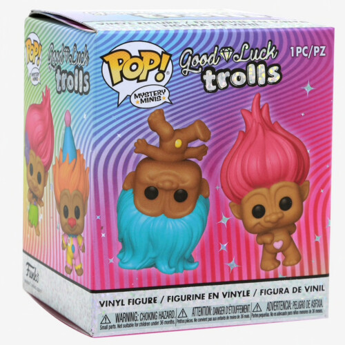 Funko Mystery Minis Blind Box Good Luck Trolls