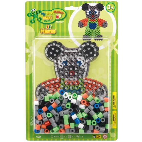 Hama Beads Maxi 8931 Teddy Bear Bead Kit