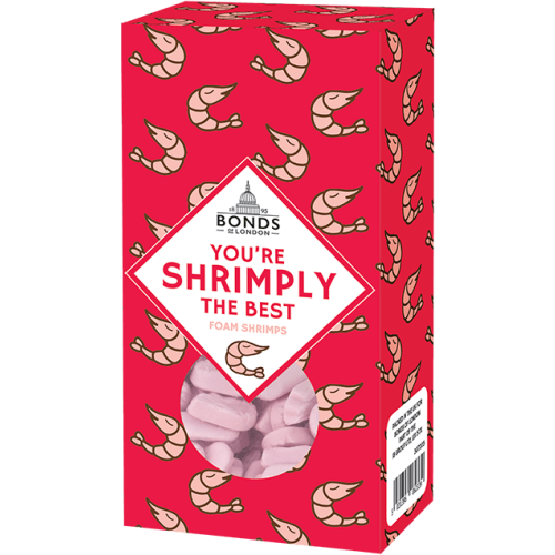 Bonds Of london - You're Shrimply The Best