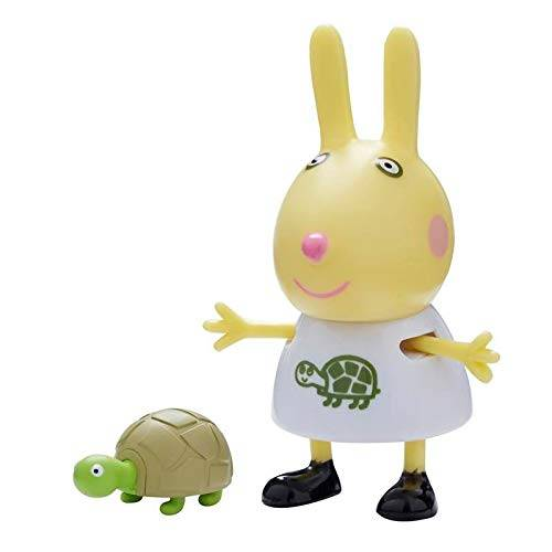 Peppa Pig Pals and Pets - Rebecca Rabbit & Turtle