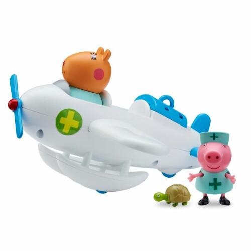 Peppa Pig Dr. Hamster's Veterinary Plane