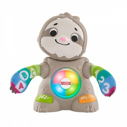 Fisher Price Linkimals - Smooth Moves Sloth