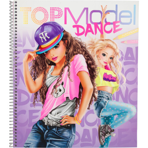 Depesche Top Model Dance Book