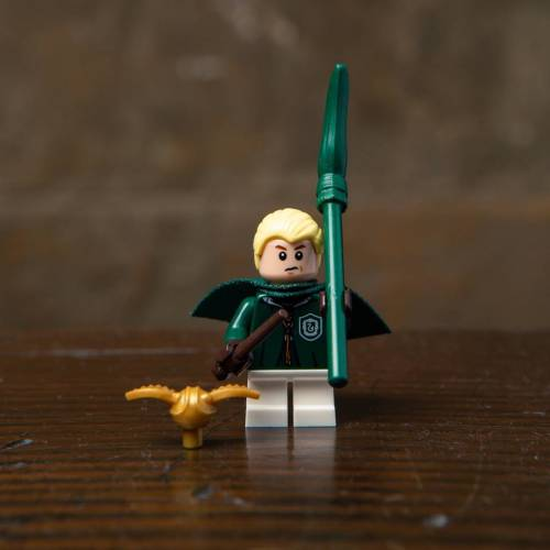 Lego Harry Potter Minifigure Draco Malfoy